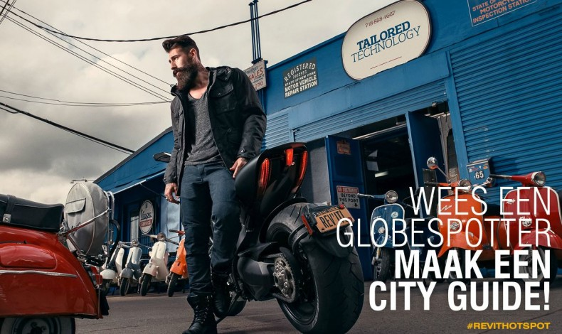 rev it globe spotter
