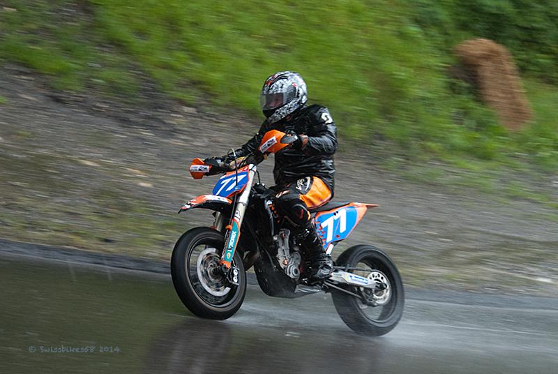 SUPERMOTO – Fabien Bochatay titré Champion d'Europe de la Montagne 2014 !