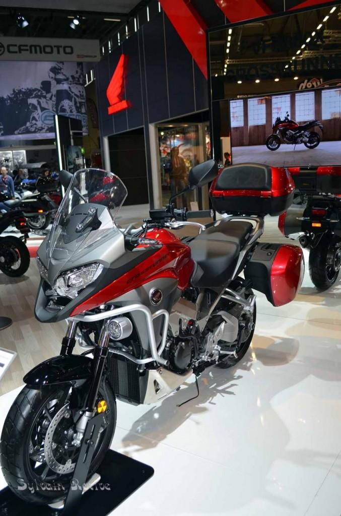 Ce que vous verrez sur le stand Honda au salon de Bruxelles