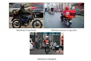 Le Michelin City Pro pour affronter la ville