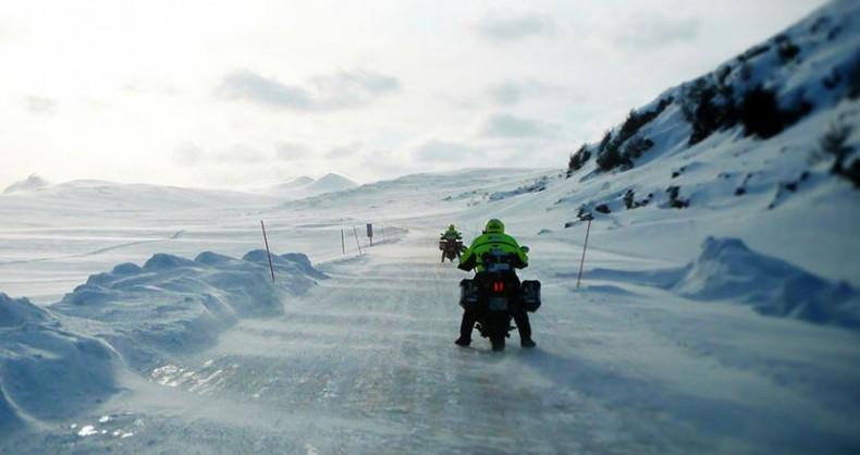 triumph expédition polaire