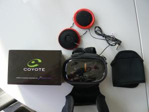 Avertisseurs de radar communicants : Wikango Max Vs Coyote V2 Rider