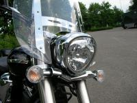 Yamaha XVS 1300 Midnight Star Touring