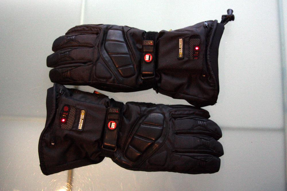 comparatif gants chauffants a batteries autonomes