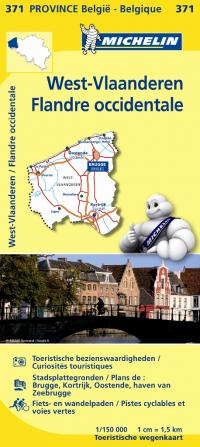 Nouvelles cartes routières Michelin Province – 2013