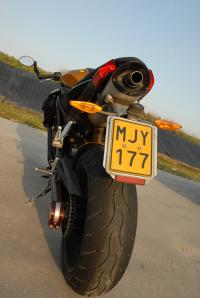 benelli-1130-arriere