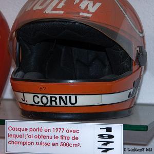 Jacques Cornu exclusivement pour Objectif Moto !
