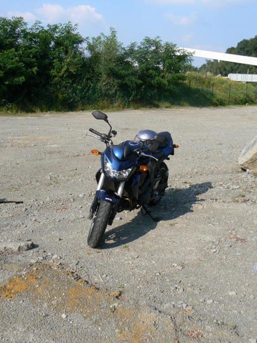 Kawasaki Z750, correction d'une idole