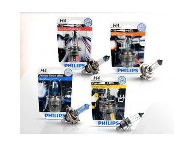 Philips au si cle des lumi res objectif moto - Comparatif ampoule h7 ...