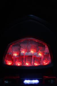 Suzuki GSR 750 FreeGun – 2014