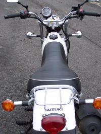 Suzuki RV 125 Van Van – 2010