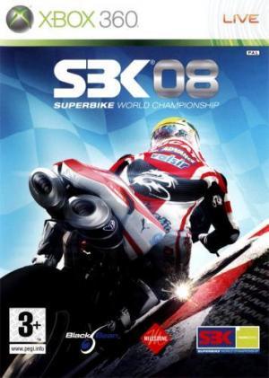 Jeu SBK 08 sur X-Box 360