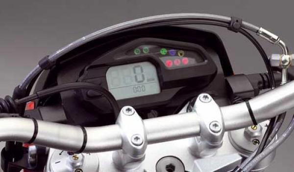 Essai de la BMW G 650 X