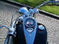 Kawasaki VN 900 Classic 2006 – Tout pour la frime et le cruising!