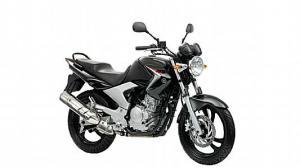 Essai de la Yamaha YBR 250