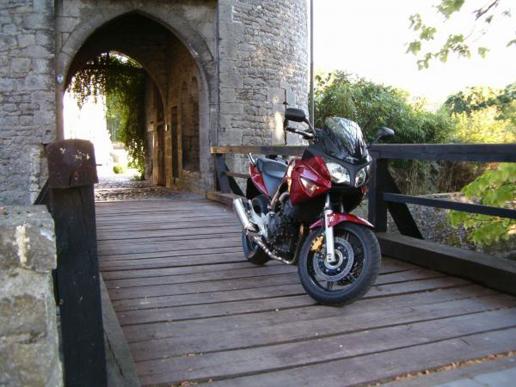 Honda CBF 600 S – Retour vers le passé…