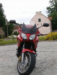 Honda CBF 1000 Abs – Rêve de routière sportive