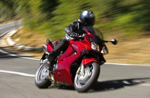 Honda VFR 800 V-Tec ABS