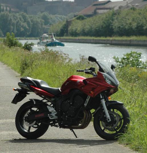 Fazer story (Yamaha FZ 6 Fazer)