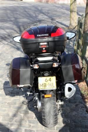 Kawasaki GTR 1400 – 2012