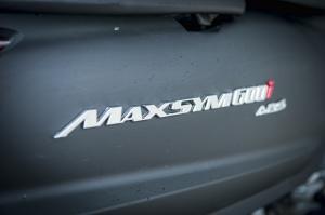 Essais nouveautés Sym Maxsym 600i et Joymax 125i Start&Stop – 2014