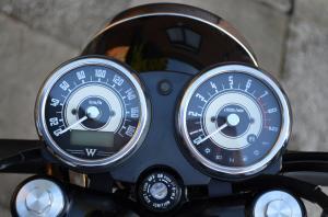 Kawasaki W800 Special Edition 2014 quand la nostalgie vous prend