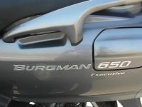 Suzuki Burgman 650 : le vaisseau amiral