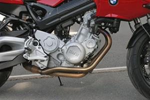 BMW F 800 S et F 800 ST