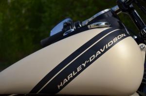 Harley Davidson Fat Bob 2014