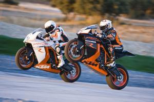 KTM RC8R – 2011