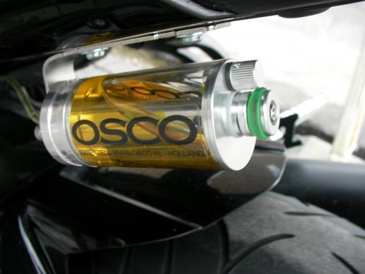 Système graisseur de chaîne OSCO