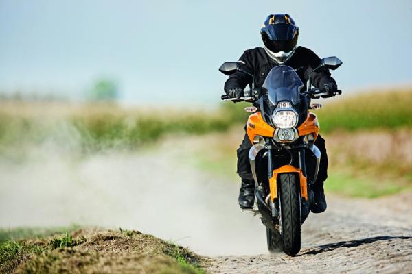 Kawasaki Versys – 2010