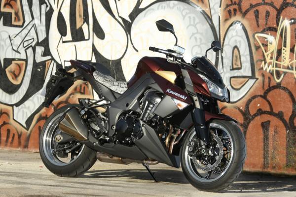 Kawasaki Z1000 – 2010
