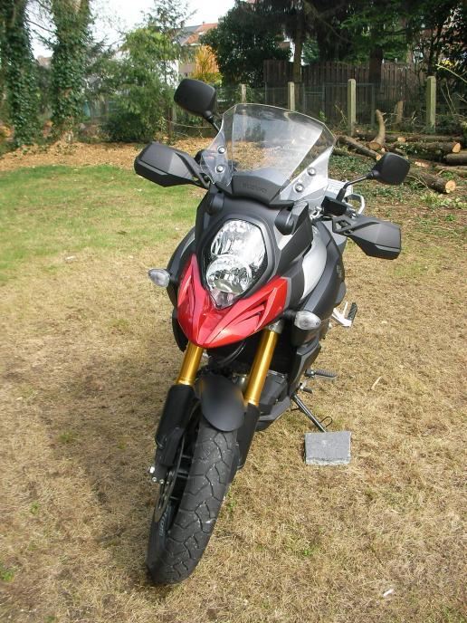 Suzuki Dl1000 Vstrom 2014