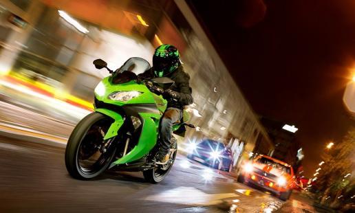 Kawasaki Ninja 300 – 2013