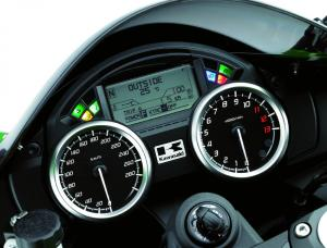 Kawasaki ZZR 1400 2012 vs Suzuki Hayabusa