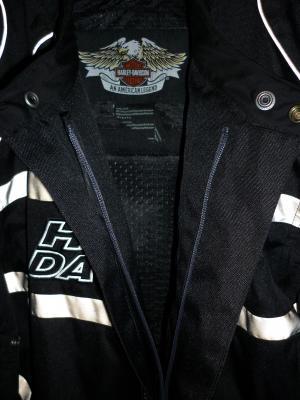 Veste Harley-Davidson Illumination 360 degrés