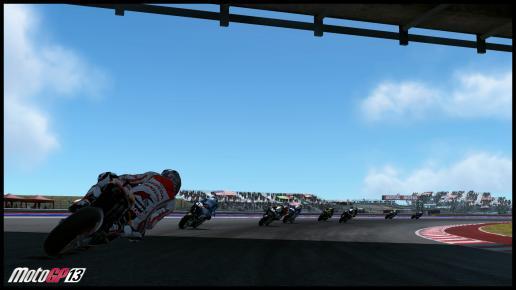 MotoGP 13 : la moto dans une autre dimension