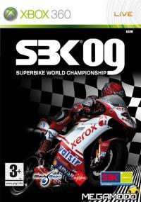 SBK09 sur X-box 360