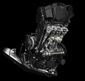 Triumph Daytona 675R – 2013