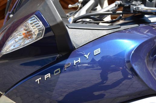 TRIUMPH TROPHY SE 2013