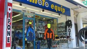 Andorre : L'équipement du motard et de sa moto