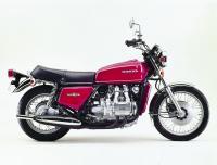 Honda GL 1800 Goldwing Deluxe – 2012