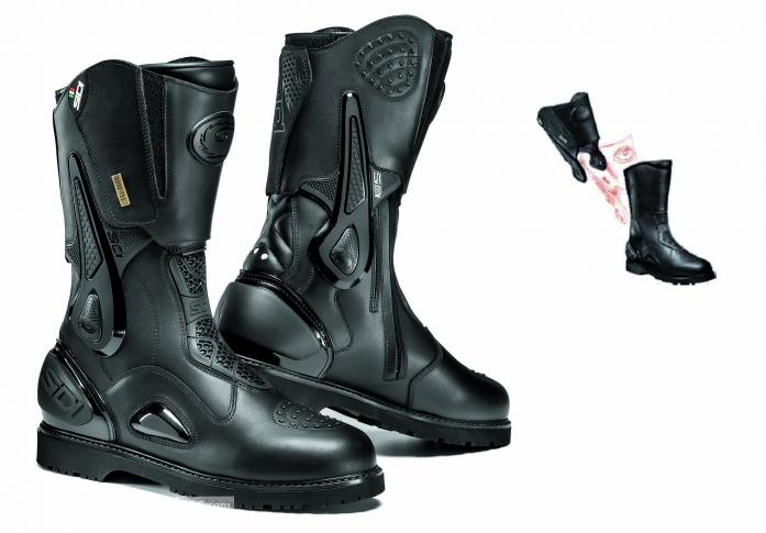 chaussure de ville pour moto