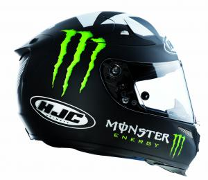 HJC Rpha Monster