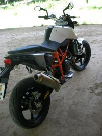 KTM 690 Duke ABS modèle 2012