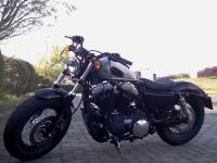 Harley Davidson Sportster 48: back to the roots