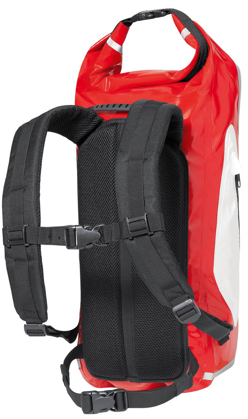 un sac dos tanche le held zaino objectif moto. Black Bedroom Furniture Sets. Home Design Ideas