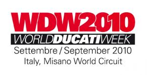 WORLD DUCATI WEEK IN 2010
