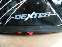 Casque Dexter Chrome Pump : il a tout d'un grand.